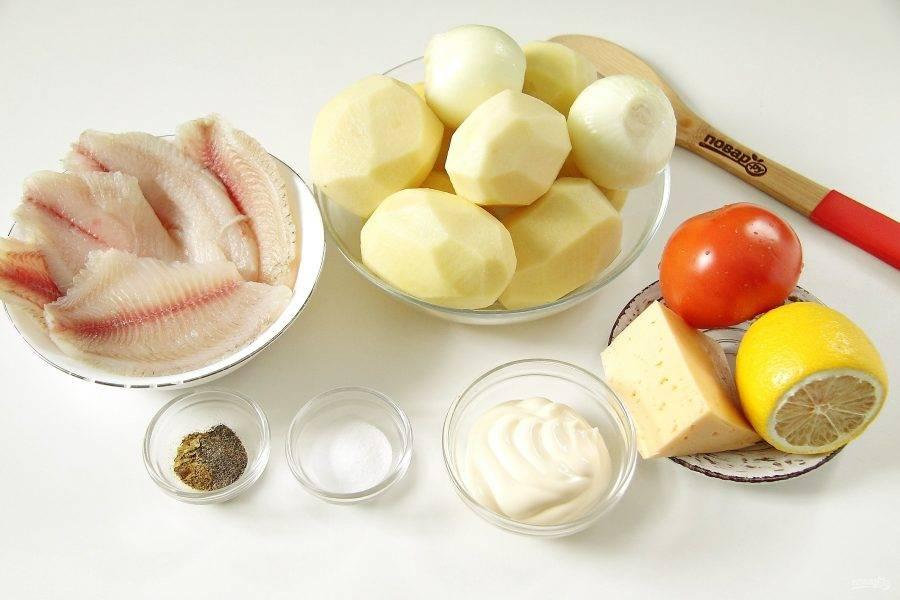 Тилапия, что за рыба и как готовить