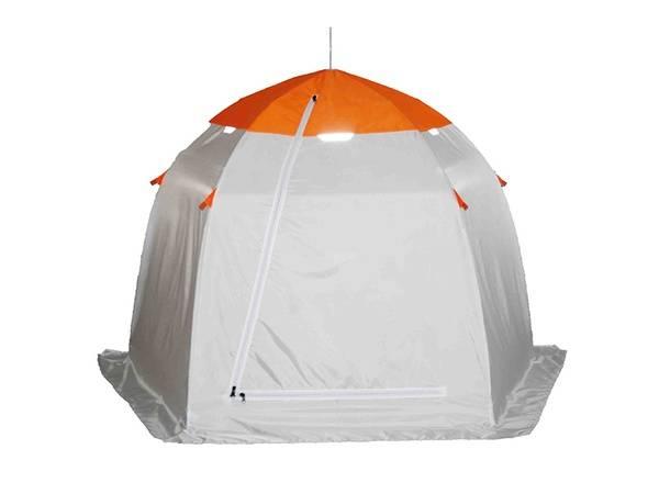 Рейтинг лучших утепленных зимних палаток в 2020 году