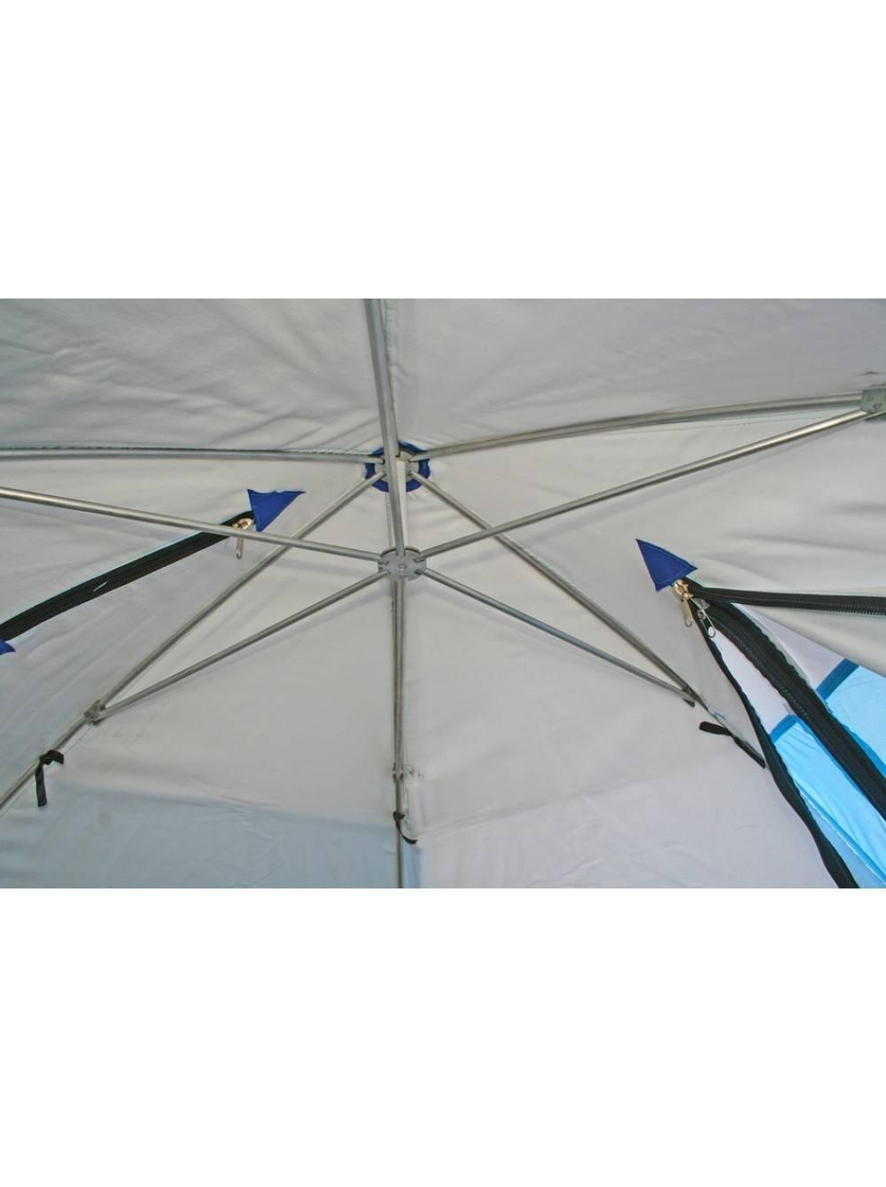 Выбираем лучшую палатку для зимней рыбалки