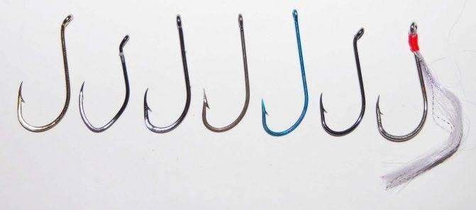 Рыболовные крючки - разнообразие форм, советы по выбору крючков