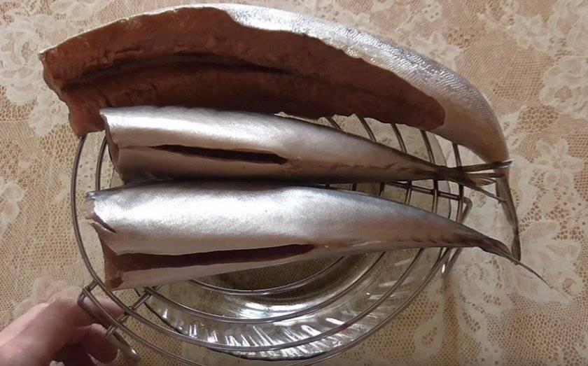 Балык из жереха рецепт в домашних условиях быстрый и вкусный