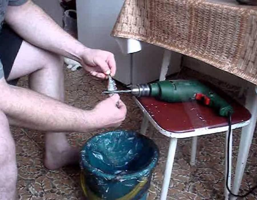 Как почистить окуня от чешуи в домашних условиях – быстро и легко