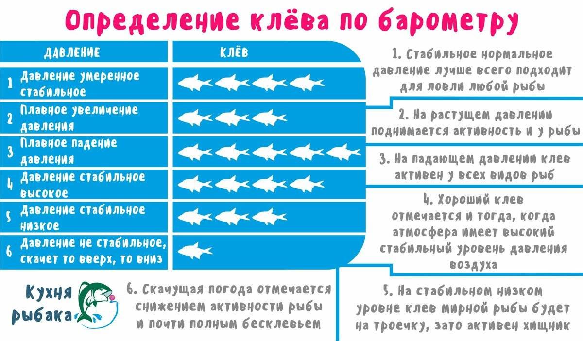 Firstfisher.ru – интернет-журнал о рыбалке и рыболовах.  лучшее атмосферное давление для ловли рыбы