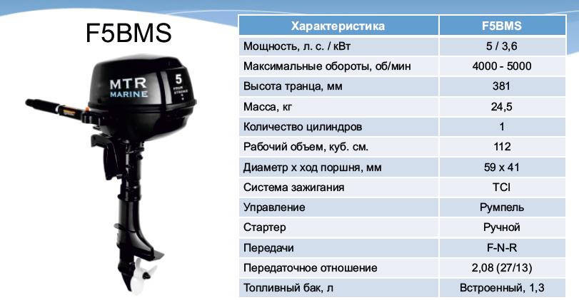Российские лодочные моторы - русские производители и цена