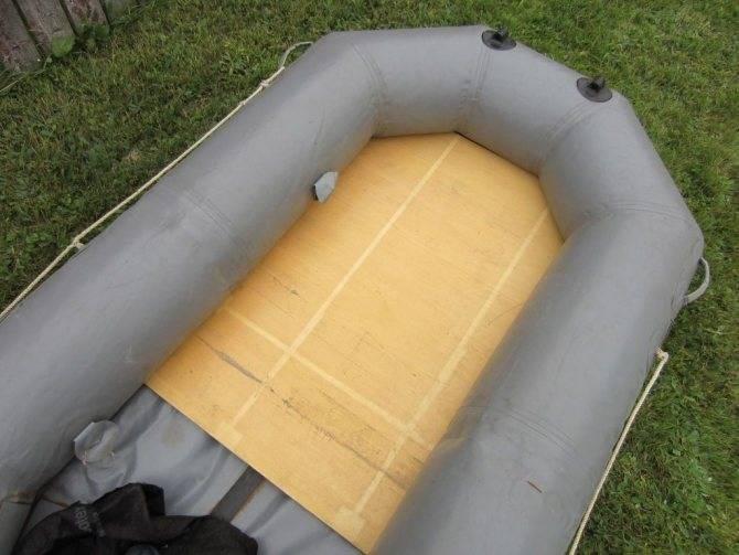 Самодельный пайол для надувной лодки – рыбалке.нет
