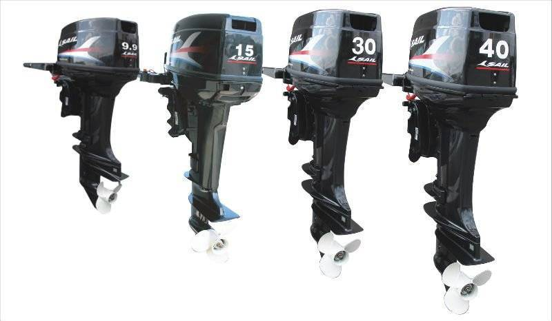 Лодочные моторы 5 лошадиных сил: советы при выборе, лучшие модели, отзывы рыбаков