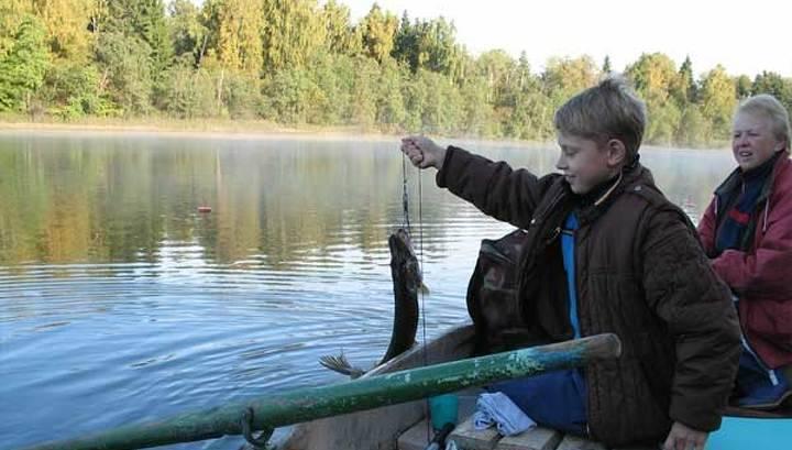 Платная рыбалка и рыболовные туры в сибирском фо