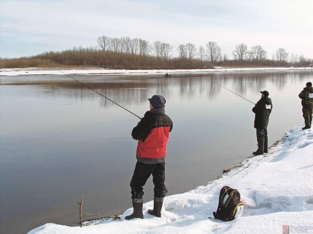 Ловля со льда: способы и тактика