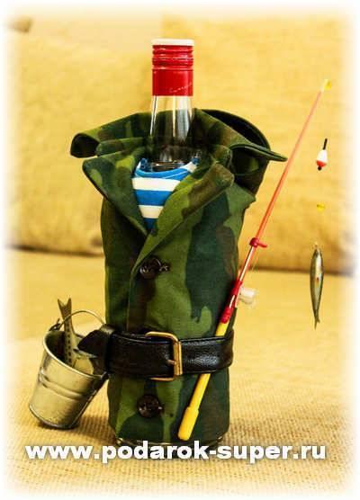 Подарок рыбаку на день рождения своими руками - идеи