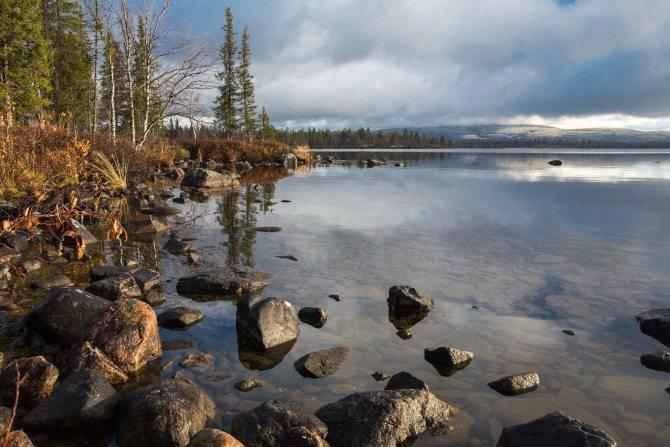Рыбалка на озере имандра » отдых на природе. места, статьи, события.