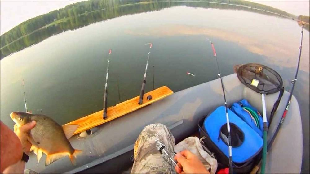Рыбалка в октябре: особенности ловли в конце месяца, снасти, какая рыба ловится