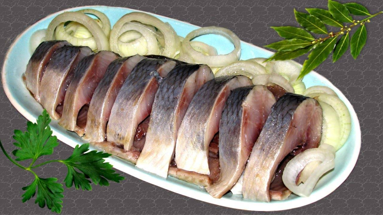 8 способов быстро и вкусно засолить селёдку - лайфхакер