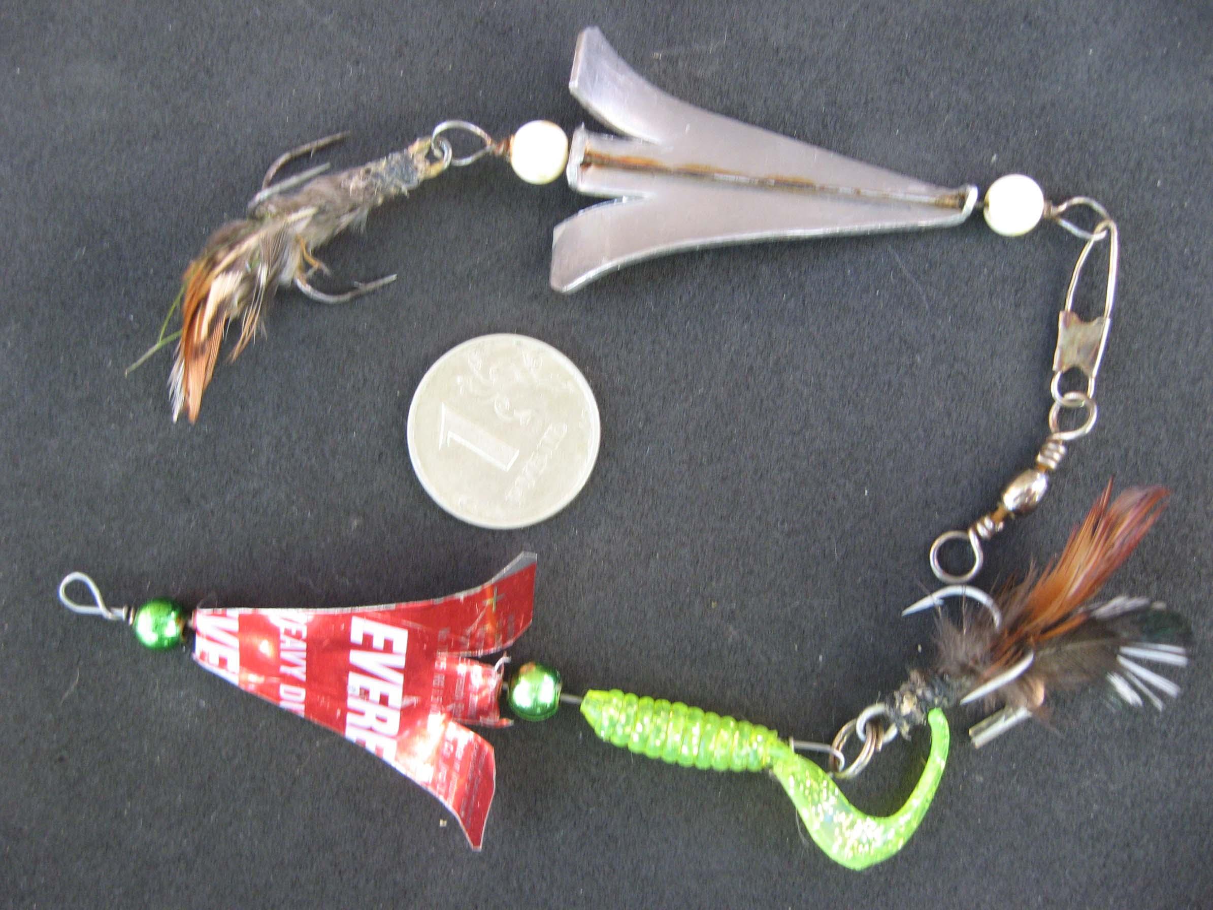 Как сделать приманку спиннербейт своими руками для ловли щуки