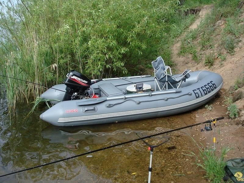 Надувные лодки: критерии выбора и популярные резиновые модели для рыбалки