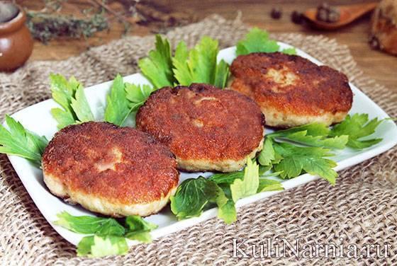 Рецепты приготовления котлет из щуки с салом: пошагово