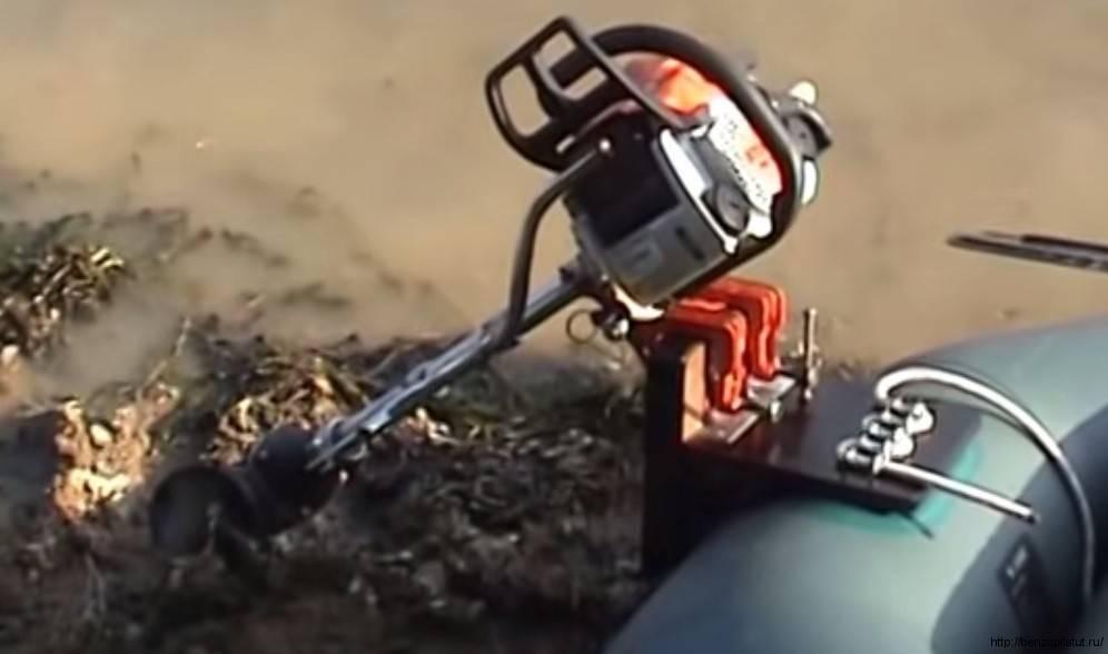 Самодельный подвесной мотор — как сделать лодочный мотор своими руками