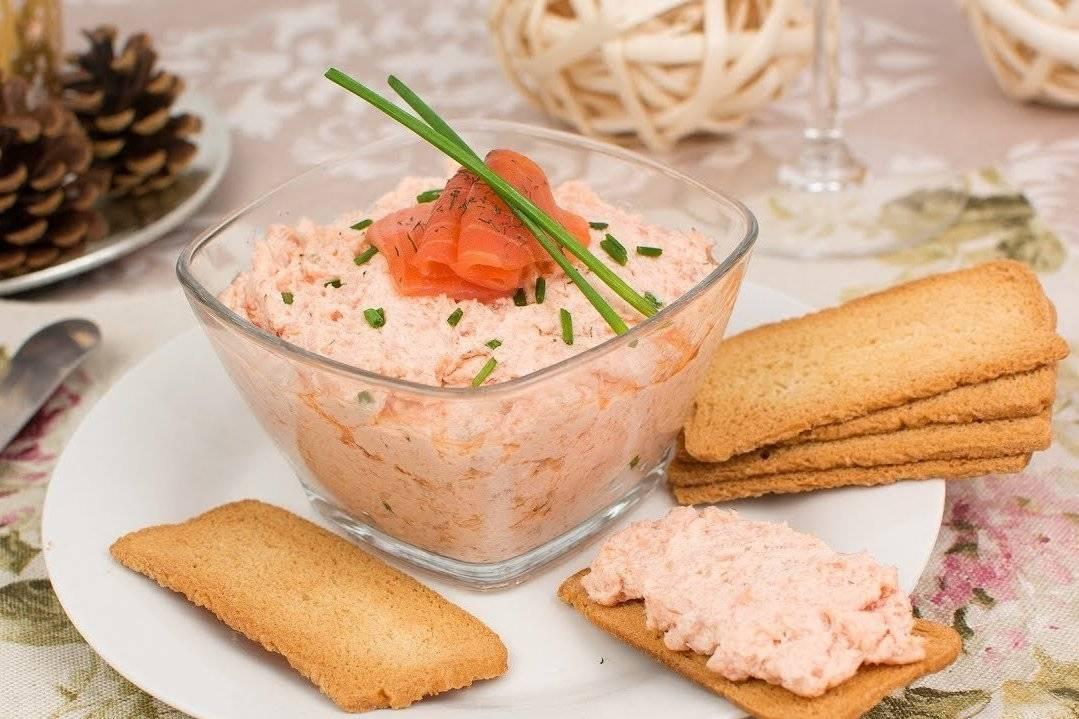 Рийет из лосося: закуска для праздничного стола