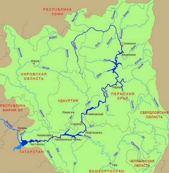 Река шелонь
