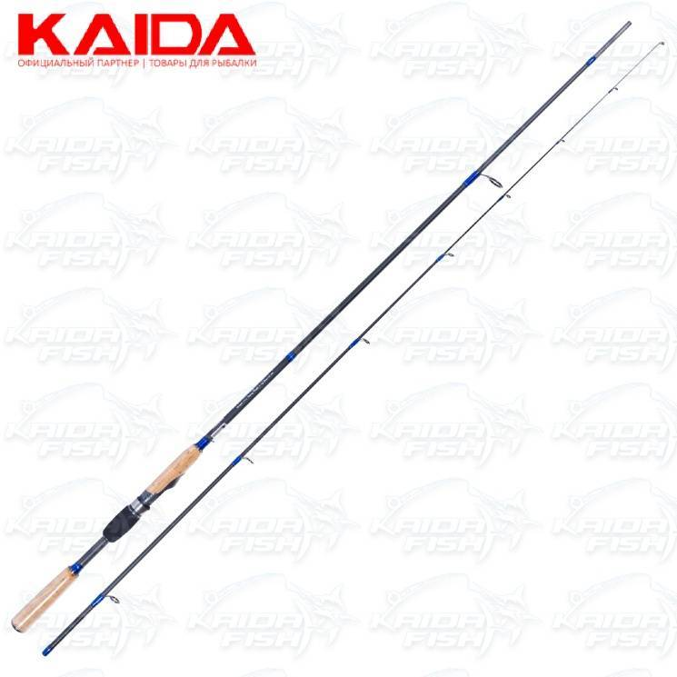 Спиннинги каида (kaida) лексус, корсар, финесса - преимущества, модельный ряд, отзывы