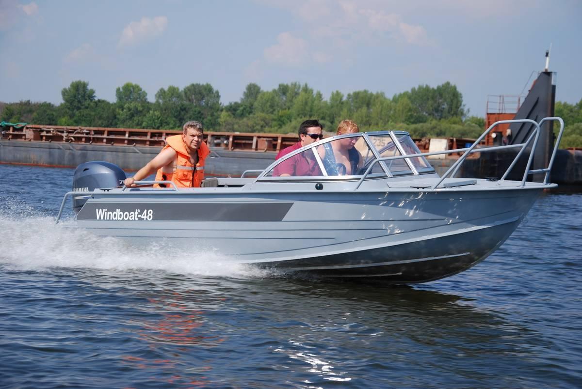 Лодки виндбот — характеристика лодок winboat, разновидности (складные, алюминиевые)