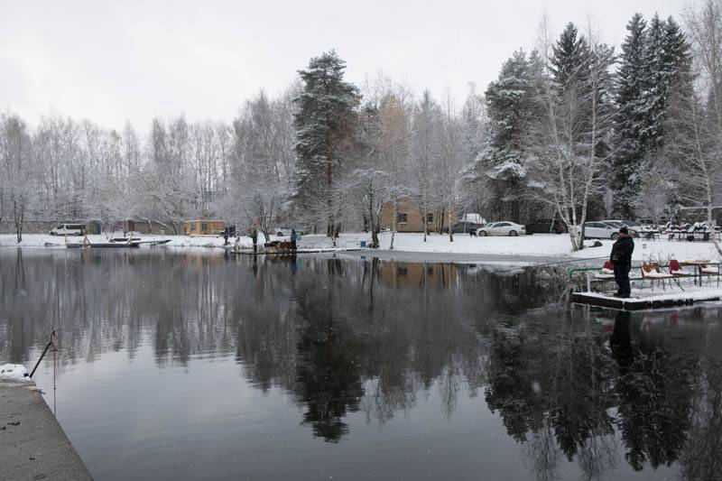 Рыбалка в мытищах в московской области, особенности ловли в рупасовских прудах