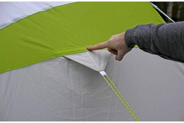Топ-10 лучших палаток для туризма 2020 года в рейтинге zuzako