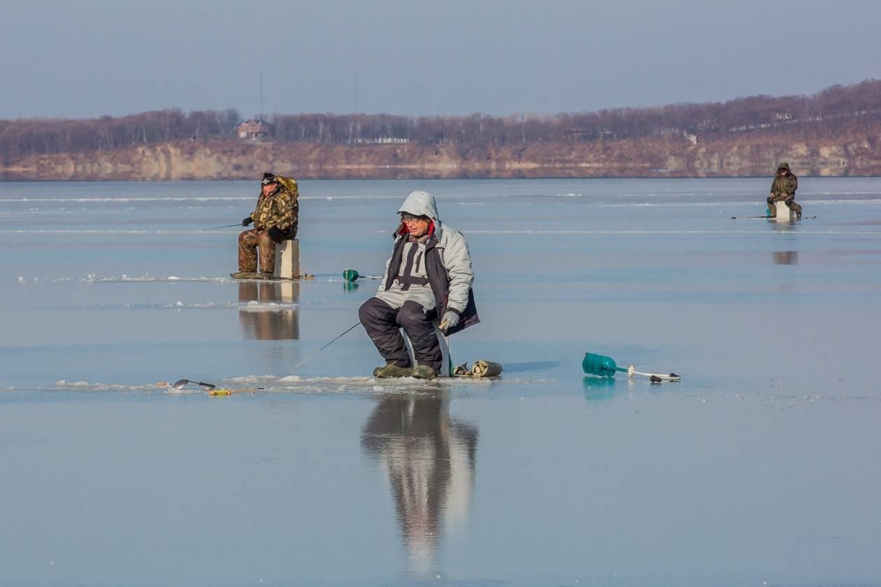 Бердь — место для рыбака
