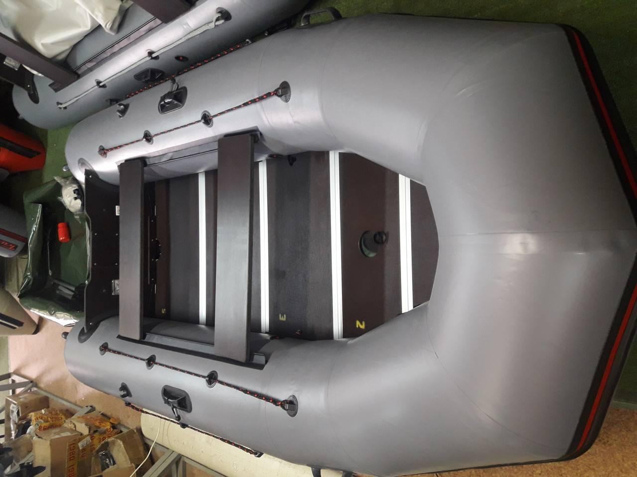 Самодельный киль на лодку пвх