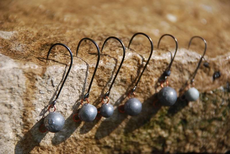 Рыболовные грузила чебурашка