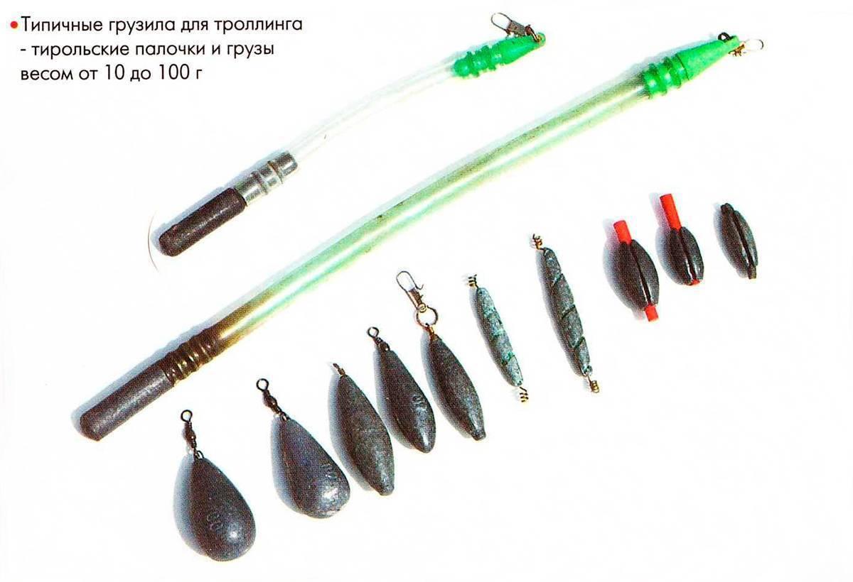 Особенности троллинговой рыбалки