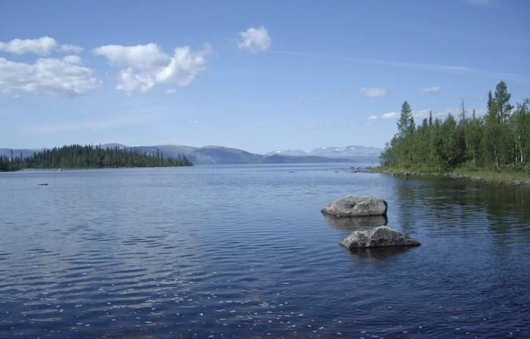 Бабозеро — место для рыбака