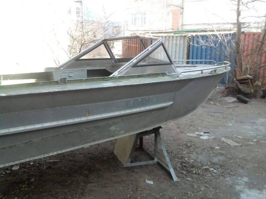 Лодки прогресс