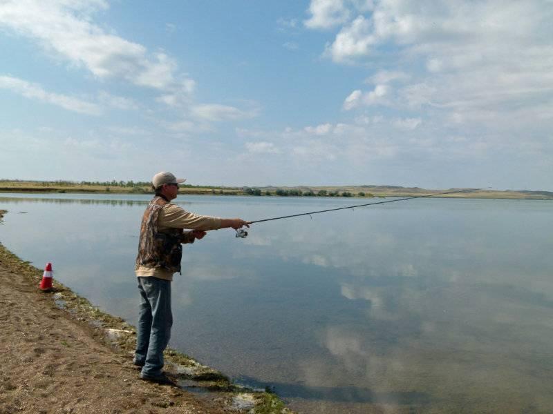 Рыбалка в костанайской области: платные и бесплатные водоемы