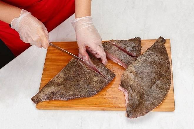 Камбала в духовке: рецепты с фото для легкого приготовления ? кулинарные рецепты