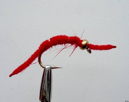 Мушка на окуня для зимней рыбалки своими руками за 11 минут