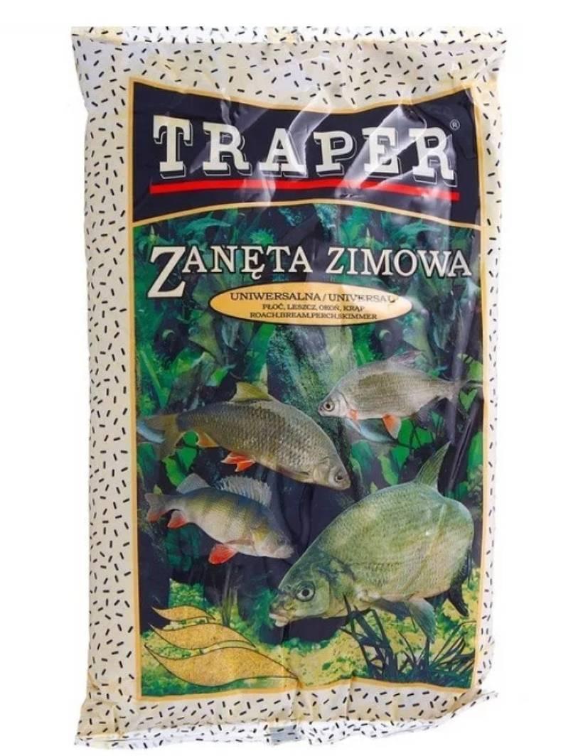 Прикормки траппер для рыбалки