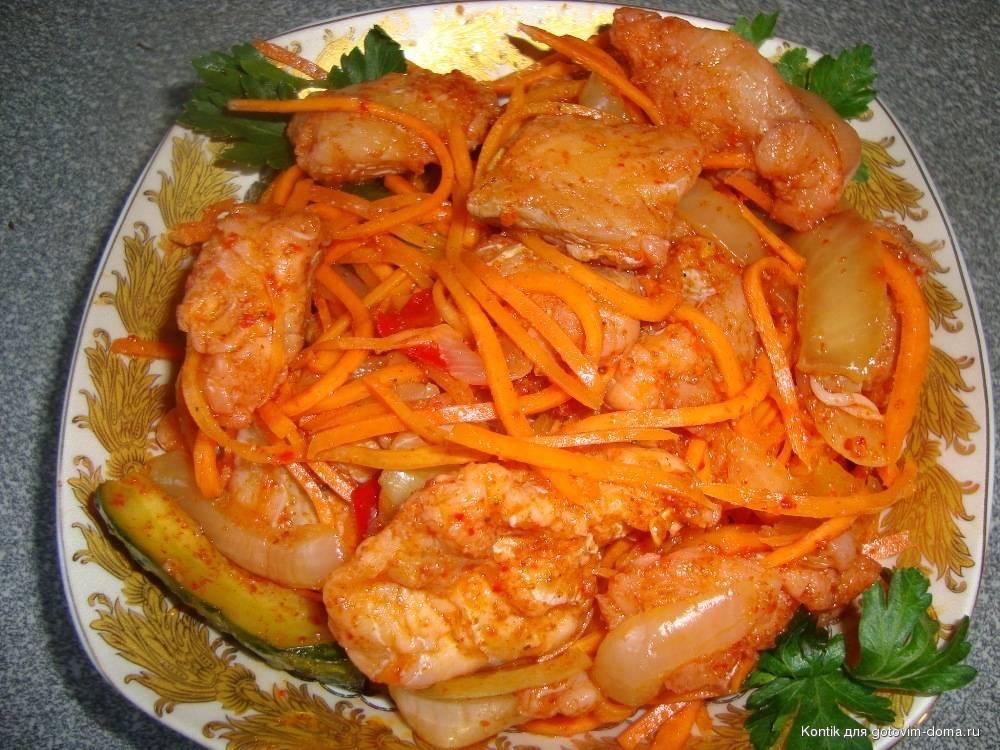 Селедка хе: 5 вкусных рецептов хе из сельди по-корейски
