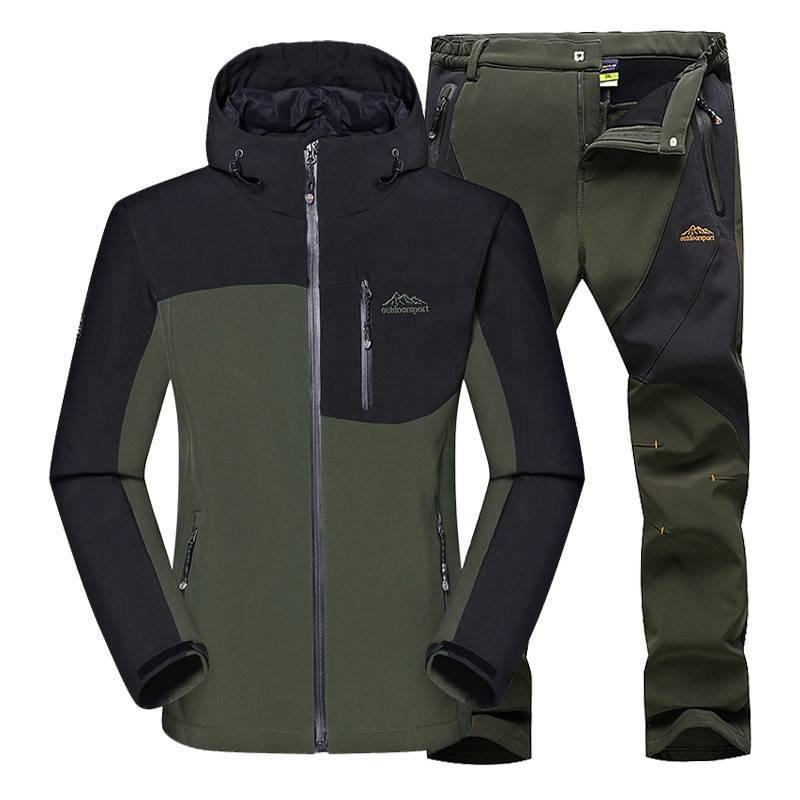 Непромокаемые костюмы для рыбалки и охоты - дышащие, зимние и летние, на осень и зиму