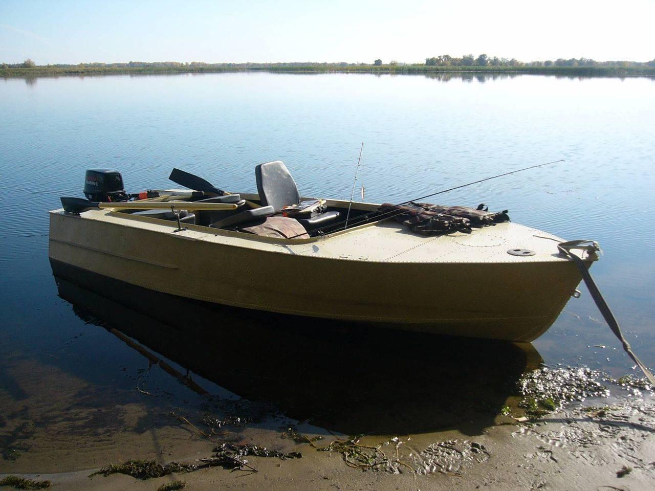 Моторная лодка «ока-4»: технические характеристики, отзывы