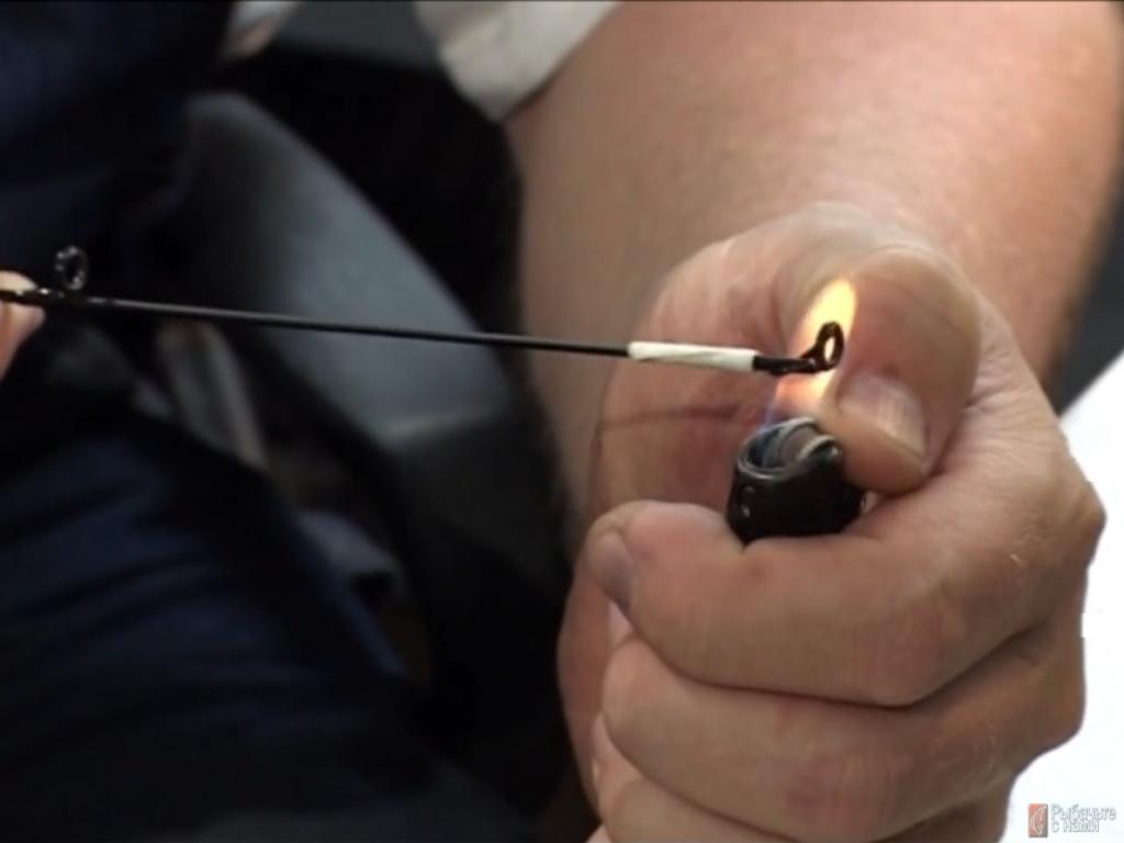 Ремонт спиннинга своими руками. как заменить керамическое кольцо на спиннинге?-alex fish i рыбалка и путешествия - онлайн