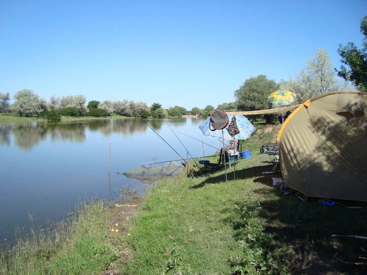 Рыбалка в краснодарском крае. ищем водоем, реку, озеро, пруд