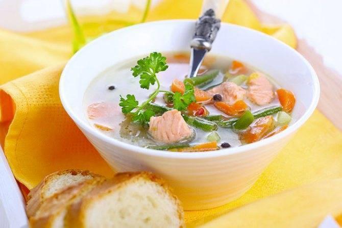 Суп из консервов