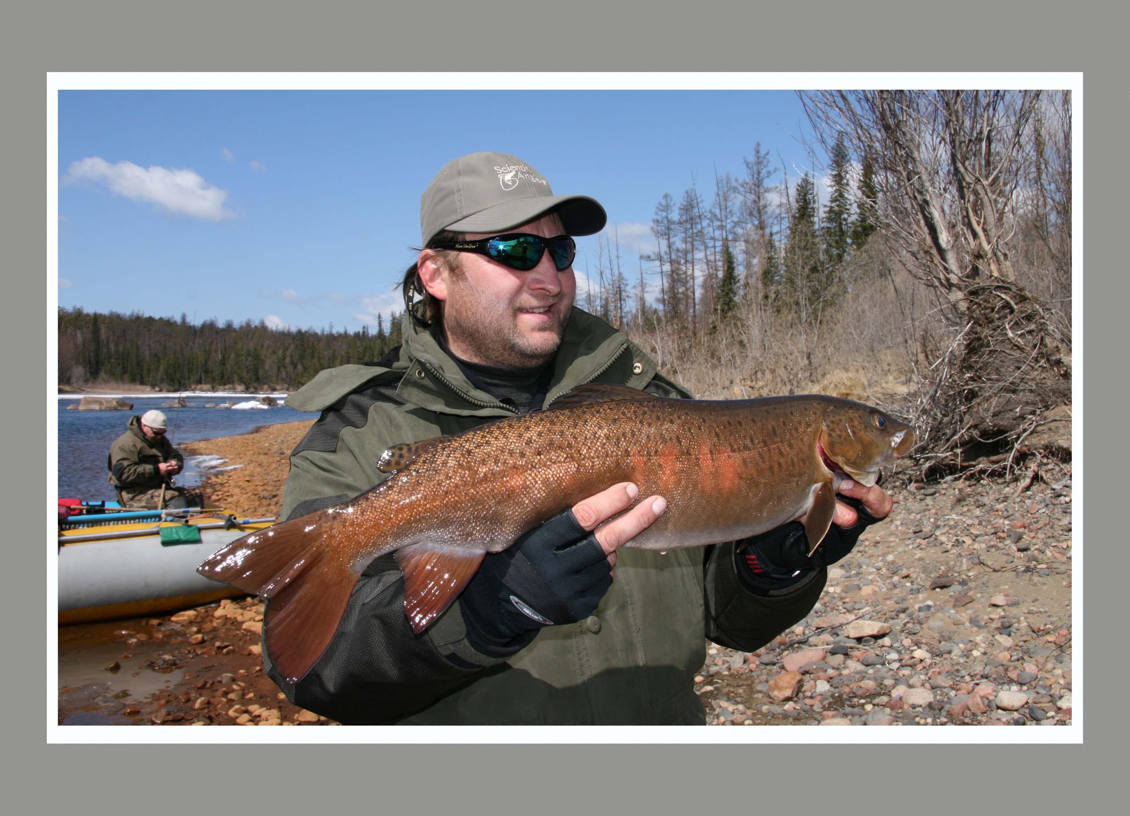 Рыбалка в туве на реке енисей и хор-оос 6 дней