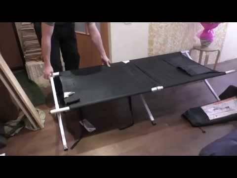 Раскладушка своими руками: материалы и инструменты, техника сборки