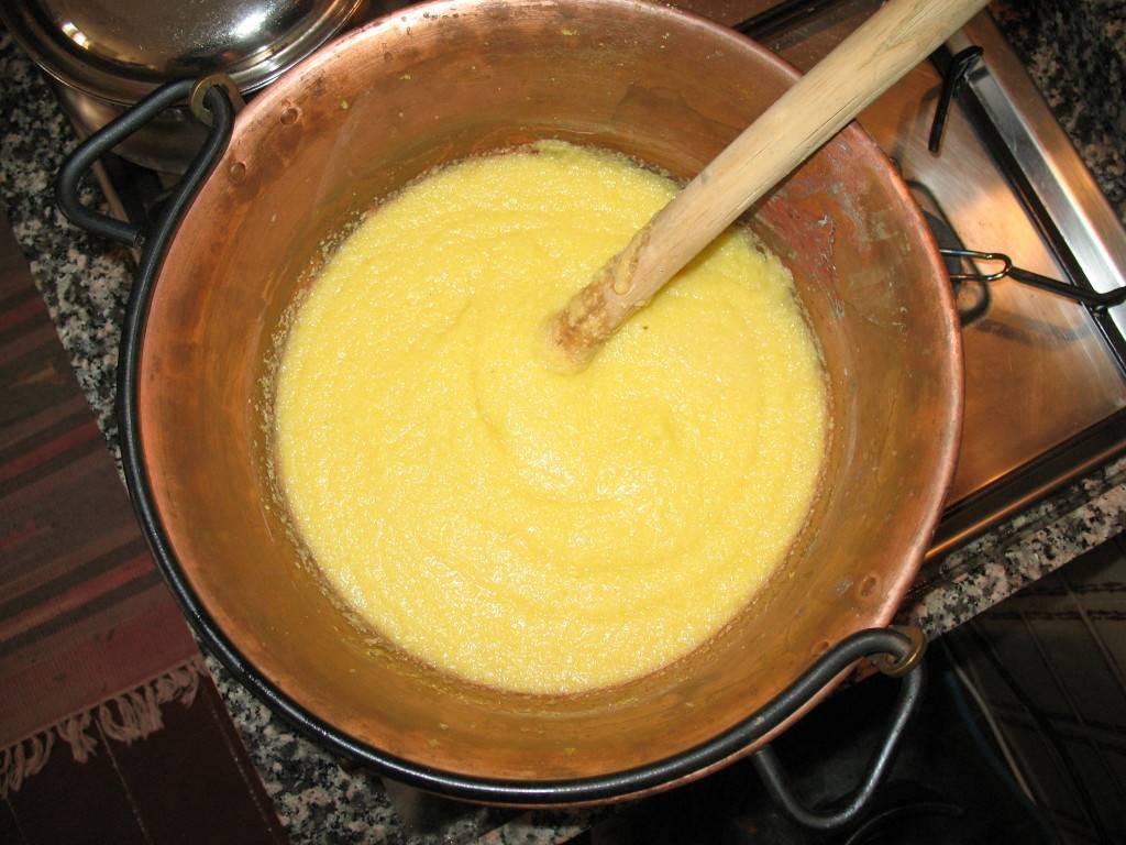 Мамалыга: рецепт классического приготовления