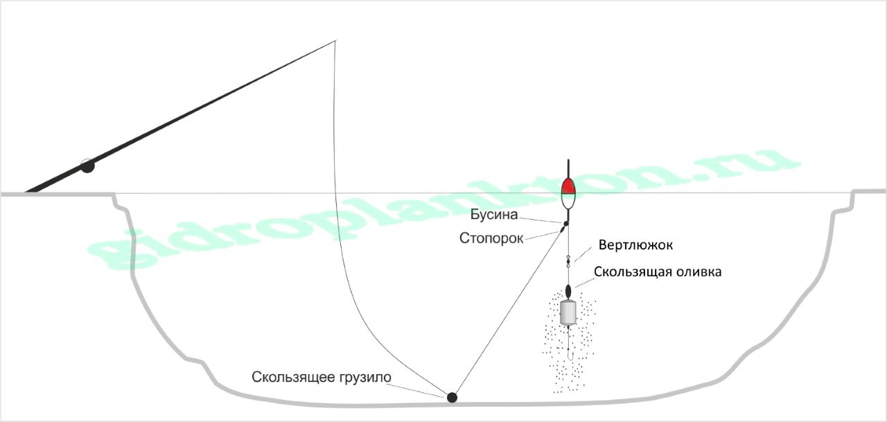 Как ловить толстолобика - на техпланктон видео, где и на что ловить