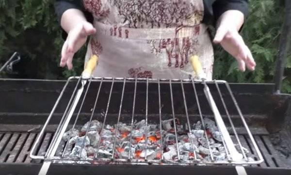 Из какой рыбы лучше жарить шашлык на мангале
