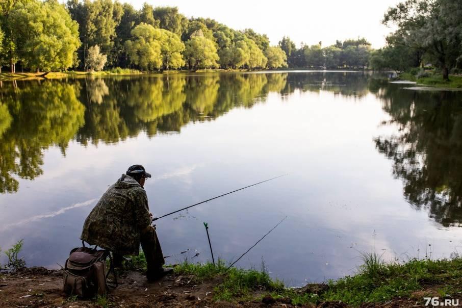 Рейтинг популярных мест для рыбалки в казани