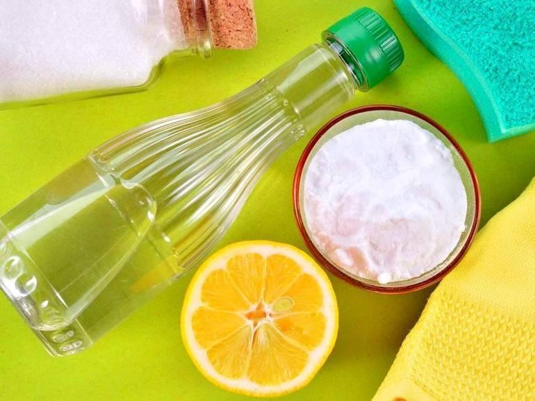 Сода + лимонная кислота: применение, реакция и пропорции