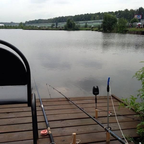 Рыбалка в мытищах. платная рыбалка и отдых всей семьей в подмосковье. пруды рупасово.